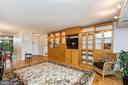 Loads of storage in built-in cabinetry - 5902 MOUNT EAGLE DR #609, ALEXANDRIA