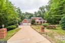 Grand Entry to your Beechwood Estate - 7395 BEECHWOOD DR, SPRINGFIELD