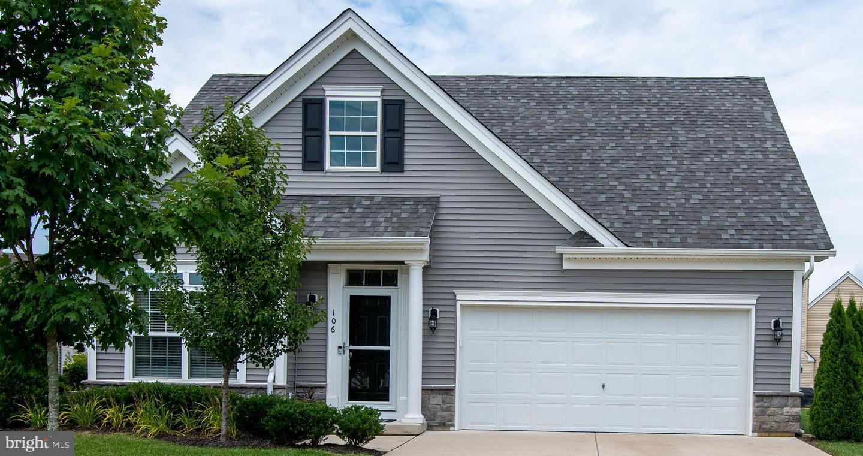 Single Family Homes для того Продажа на Glassboro, Нью-Джерси 08028 Соединенные Штаты