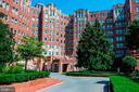 Broadmoor - 3601 CONNECTICUT AVE NW #601, WASHINGTON