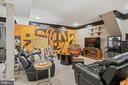 Family Sitting Area & Entertainment Area - 42050 MIDDLEHAM CT, ASHBURN