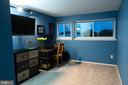 2nd bdrm-office, nursery, hobby room, guest room - 1004 WARWICK CT, STERLING