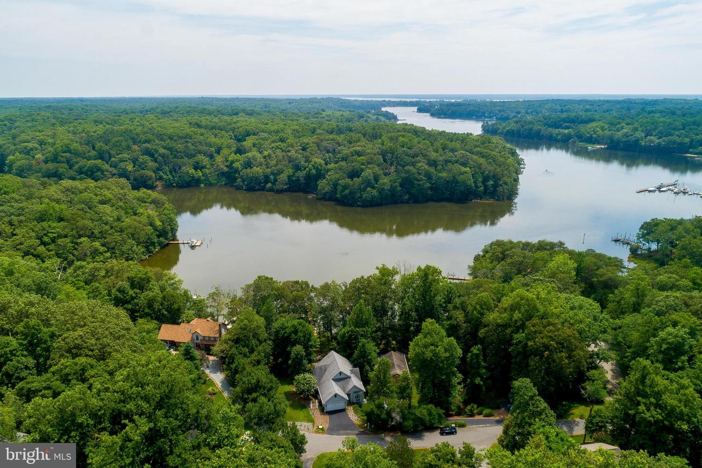 Single Family Homes for Sale at Lusby, Maryland 20657 United States
