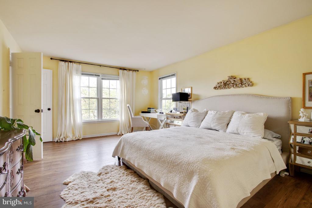 Huge Master Bedroom - 20400 ALTAVISTA WAY, ASHBURN