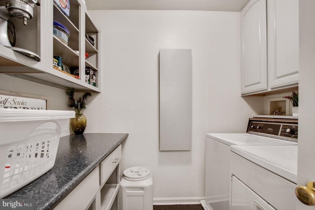Main Level Laundry - 20400 ALTAVISTA WAY, ASHBURN