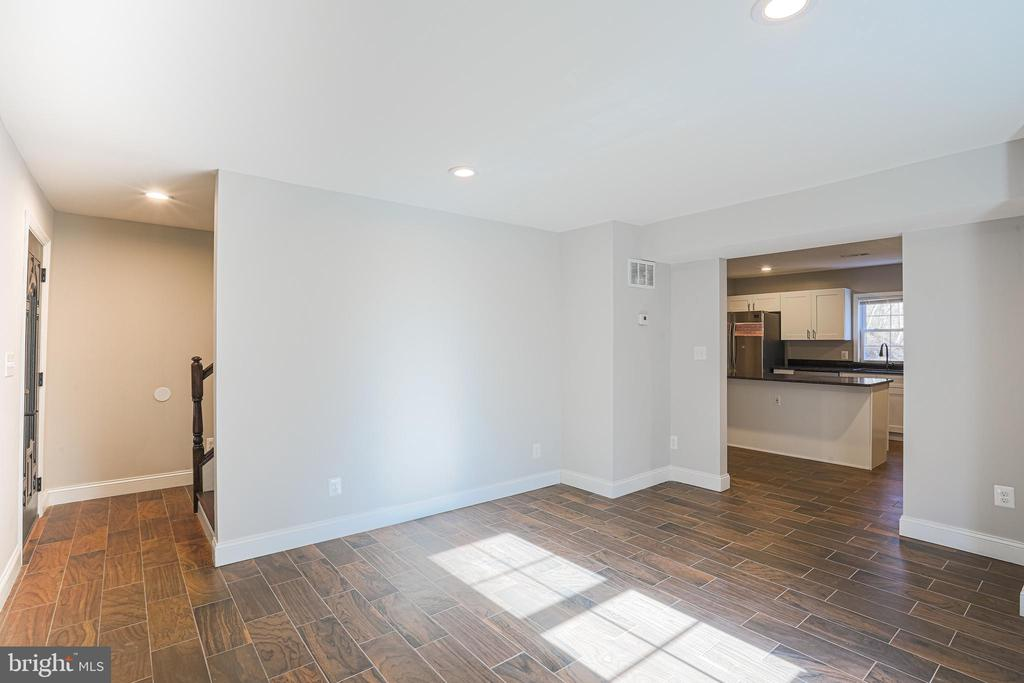 Large Dining room off of the Foyer - 1575 GROOMS LN, WOODSTOCK