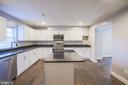Wonderful tile flooring - 1575 GROOMS LN, WOODSTOCK