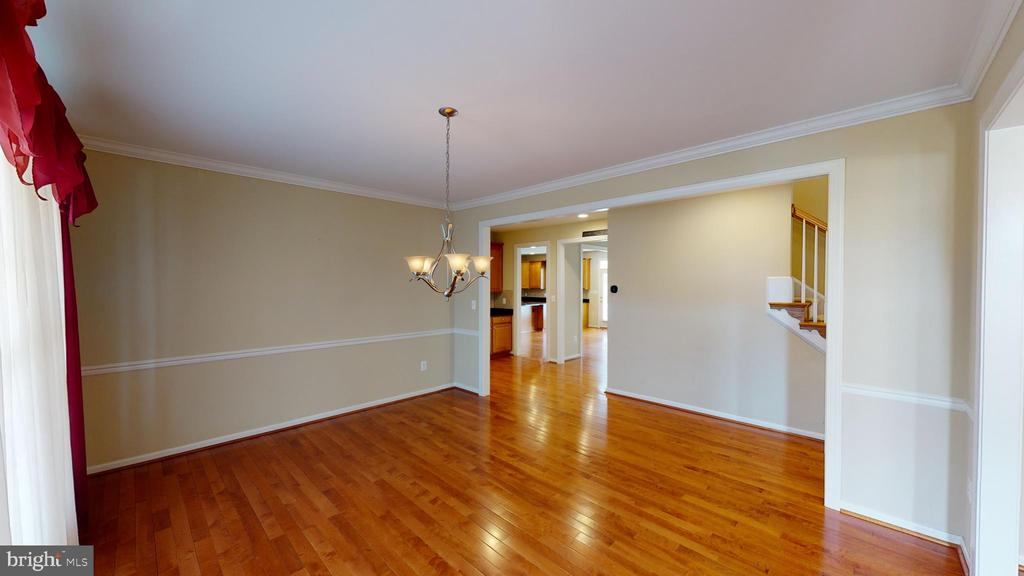 Front dining room - 1410 MACFREE CT, ODENTON