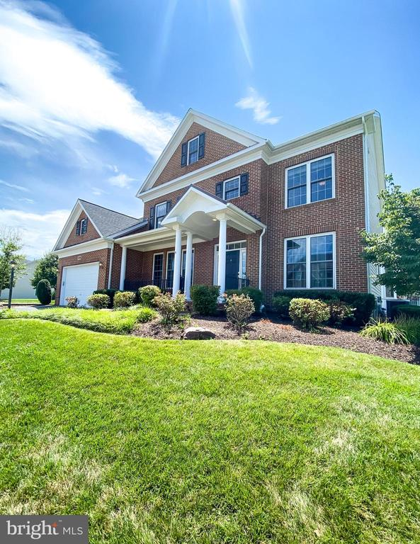 Front view of home - 1410 MACFREE CT, ODENTON