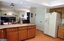 Kitchen Pantry & Hardwood Floor - 14504 S HILLS CT, CENTREVILLE
