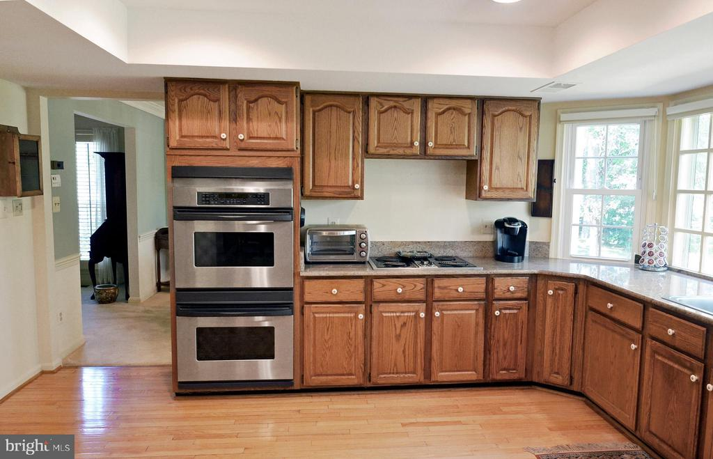 Stainless Steel Double Wall Oven & Dishwasher - 14504 S HILLS CT, CENTREVILLE