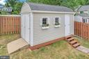 Shed - 13 THORNBERRY LN, STAFFORD
