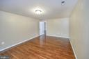 Basement bonus room - 13 THORNBERRY LN, STAFFORD