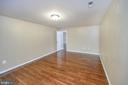 Basement bonus room - 13 THORNBERRY LN, STAFFORD