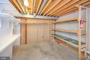 Utility room - 13 THORNBERRY LN, STAFFORD