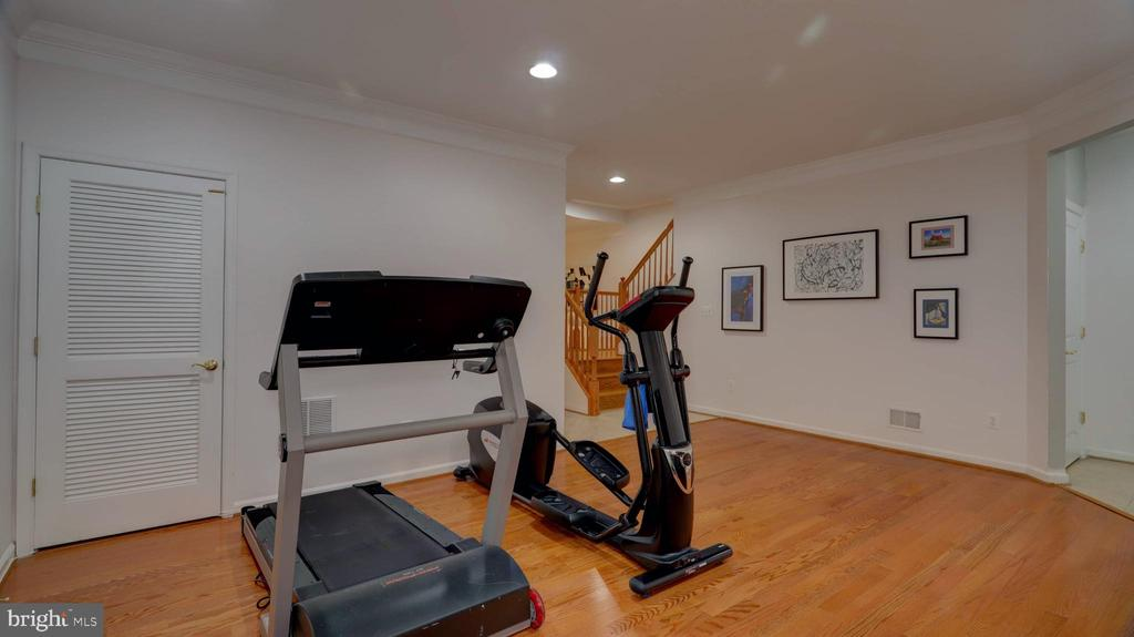 Can be a gym/rec room or office. - 476 HARBOR SIDE ST, WOODBRIDGE
