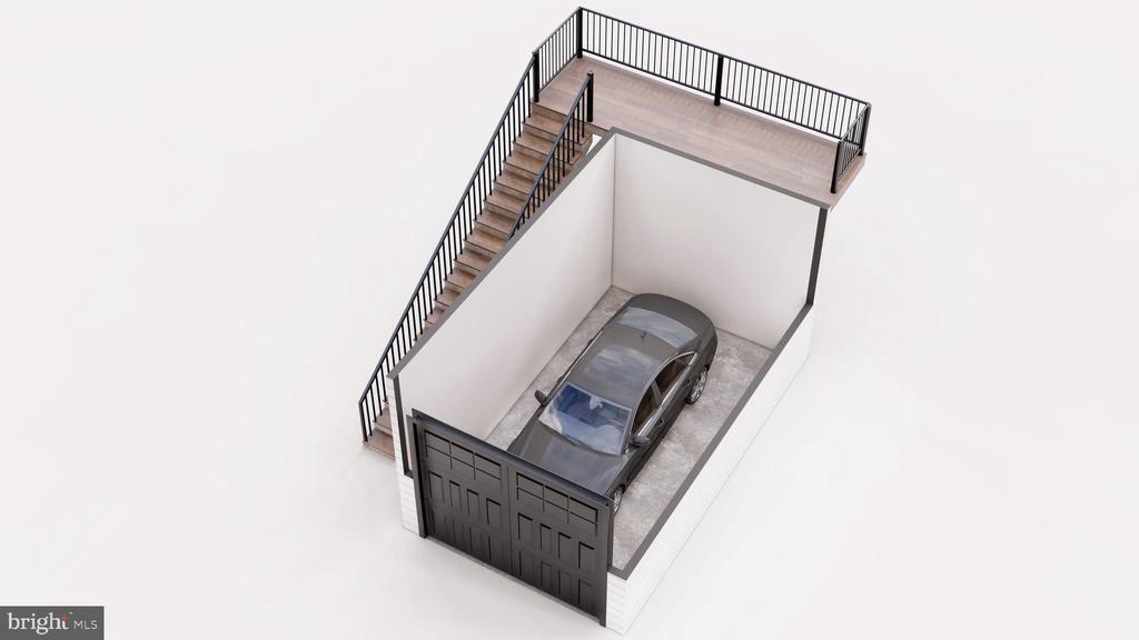 Garage with Au-Pair Suite - 3729 N PERSHING DR, ARLINGTON