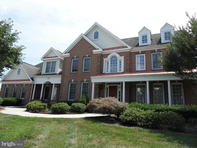 Single Family Homes för Försäljning vid Cooksville, Maryland 21723 Förenta staterna