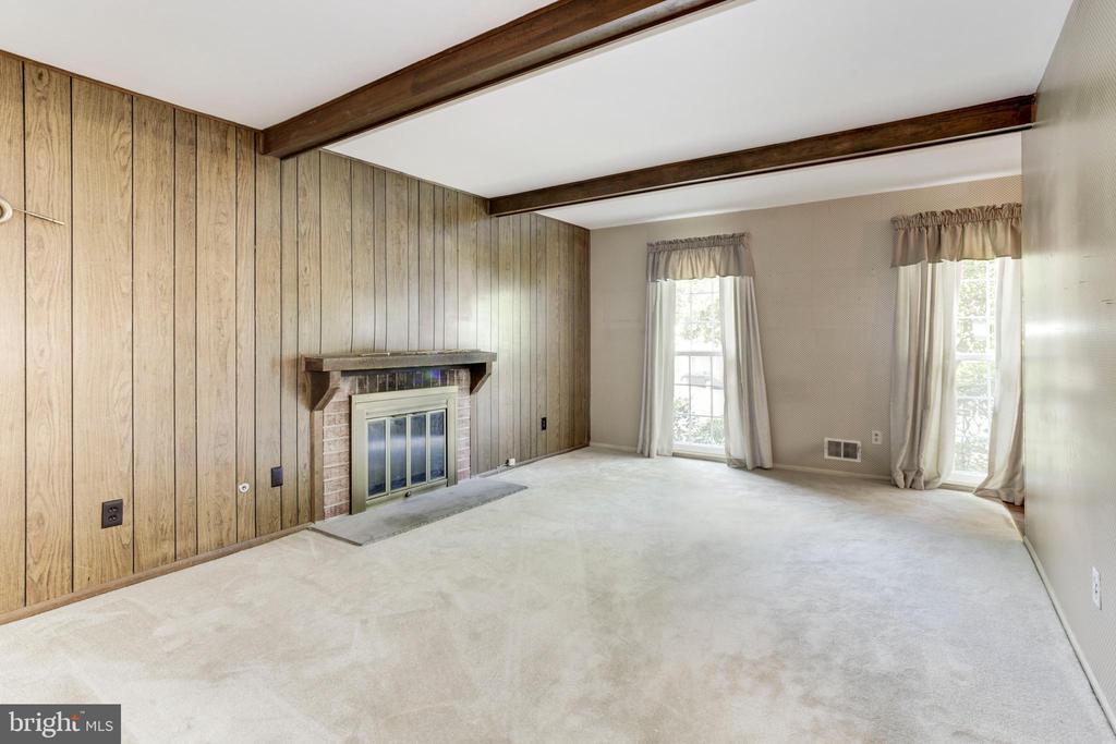 Family Room - 8843 APPLECROSS LN, SPRINGFIELD