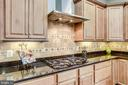 Vented hood and 5-burner range - 904 LOCUST ST, HERNDON