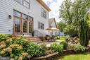 Mature trees and landscaping - 904 LOCUST ST, HERNDON