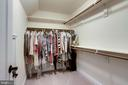 So many walk-in closets in this home! - 904 LOCUST ST, HERNDON