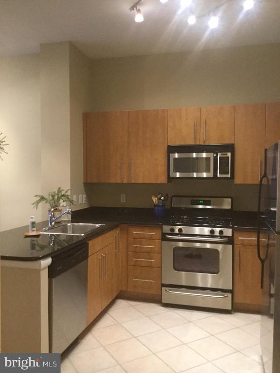 Kitchen - 1021 N GARFIELD ST #1002, ARLINGTON
