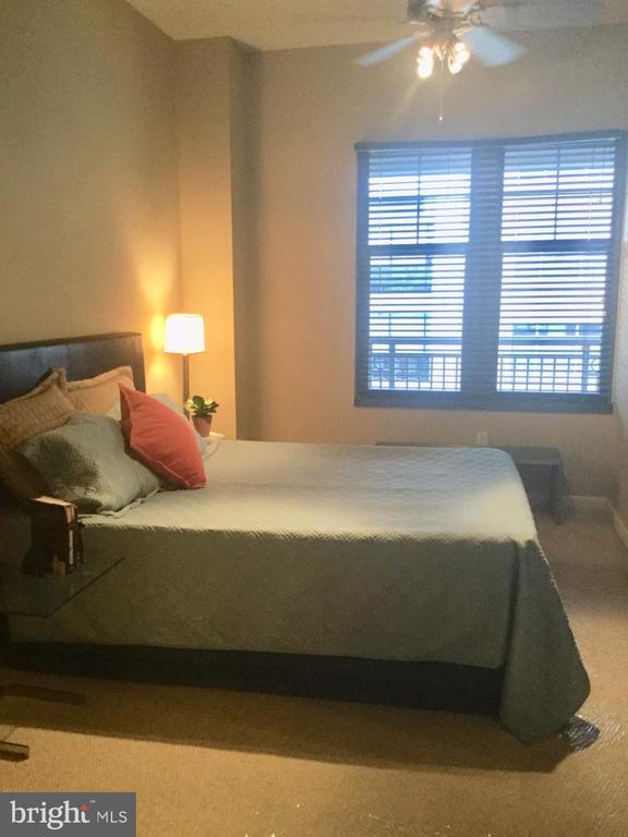 Master bedroom - 1021 N GARFIELD ST #1002, ARLINGTON