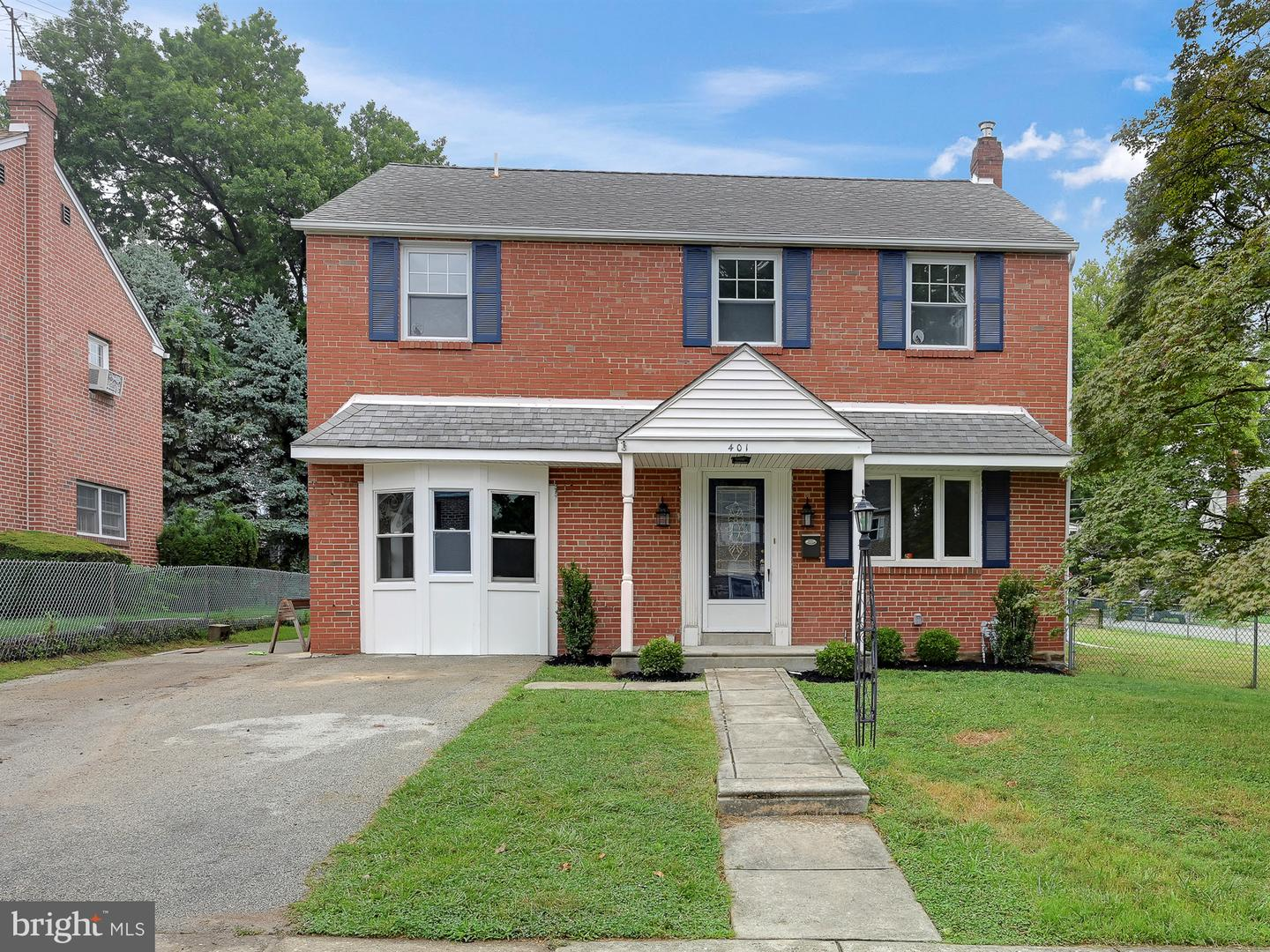 Single Family Homes for Sale at Havertown, Pennsylvania 19083 United States