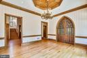 Grand formal Dining Room - 69 TWIN POST LN, HUNTLY