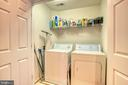Upper Level Laundry area - 43435 MINK MEADOWS ST, CHANTILLY