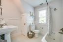 Upper Level Full Bathroom - 809 MORTIMER AVE, FREDERICKSBURG