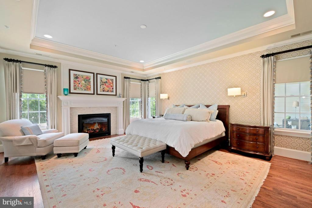master bedroom suite - 11215 KINSALE CT, ELLICOTT CITY