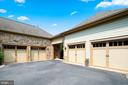 2 attached and 2 detached garages - 11215 KINSALE CT, ELLICOTT CITY