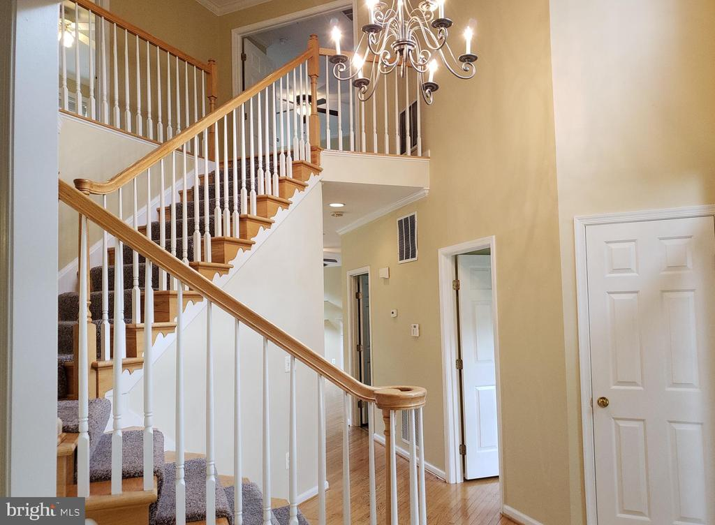 Foyer - 208 WHISPERING WOODS PL, GORDONSVILLE