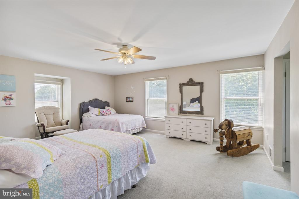 Bedroom 4 (former master suite) - 3580 DEEP LANDING RD, HUNTINGTOWN