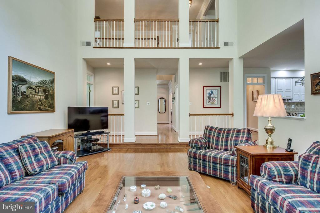 Family Room - 3720 SPICEWOOD DR, ANNANDALE