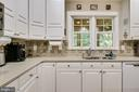Plentiful cabinets & counter space - 3720 SPICEWOOD DR, ANNANDALE