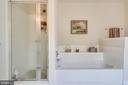 Separate Shower - 3720 SPICEWOOD DR, ANNANDALE