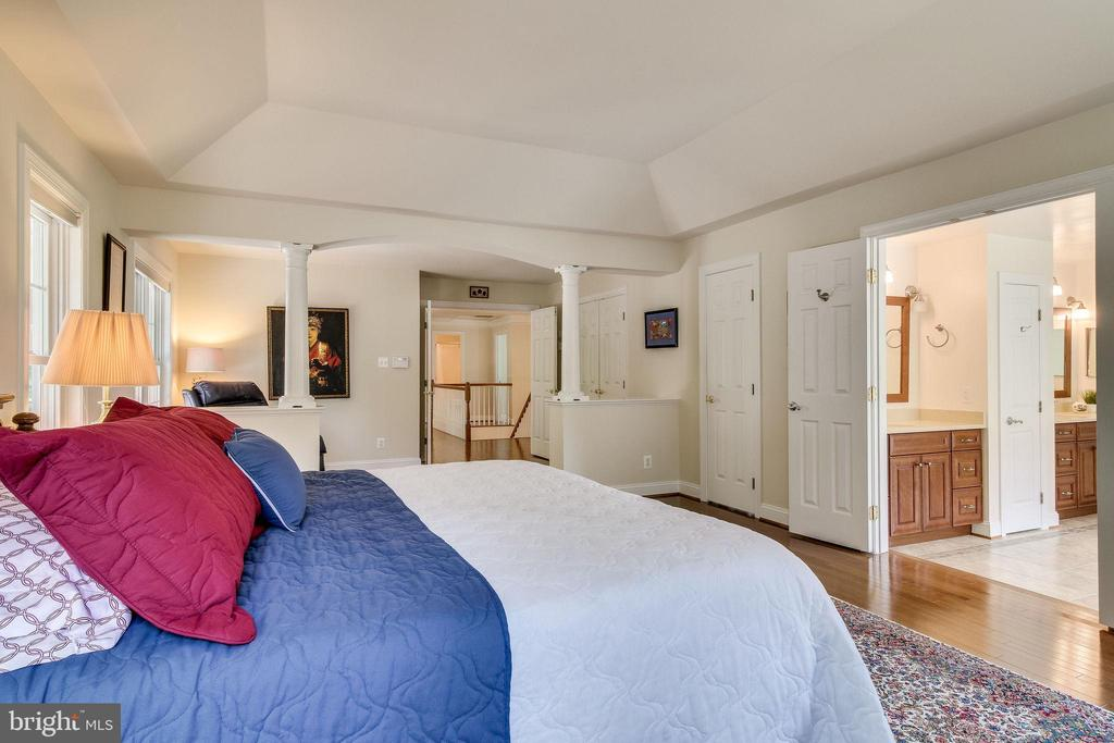 Master Suite - 3720 SPICEWOOD DR, ANNANDALE