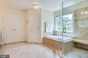 Separate Water closet & tons of storage - 3720 SPICEWOOD DR, ANNANDALE