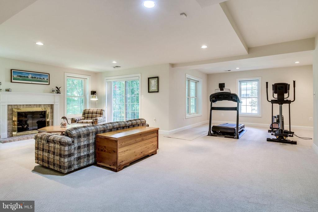 Exercise Area - 3720 SPICEWOOD DR, ANNANDALE