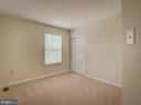 First Bedroom - 103 ENGLISH CT SW, LEESBURG