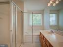 Master Bedroom Bathroom-Shower - 103 ENGLISH CT SW, LEESBURG