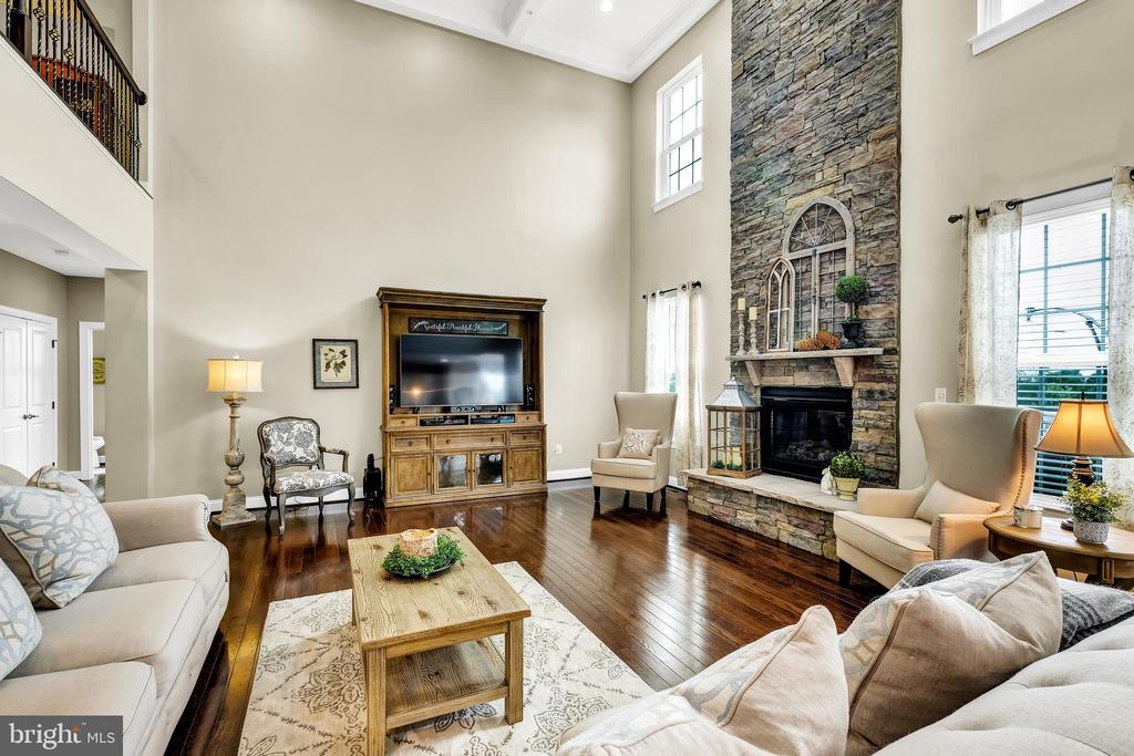 Great Room - 18348 CHELSEA KNOLLS DR, MOUNT AIRY