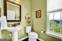 Powder Room - 18348 CHELSEA KNOLLS DR, MOUNT AIRY