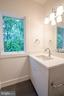 Bath in front bedroom - 110 TAPAWINGO RD SW, VIENNA