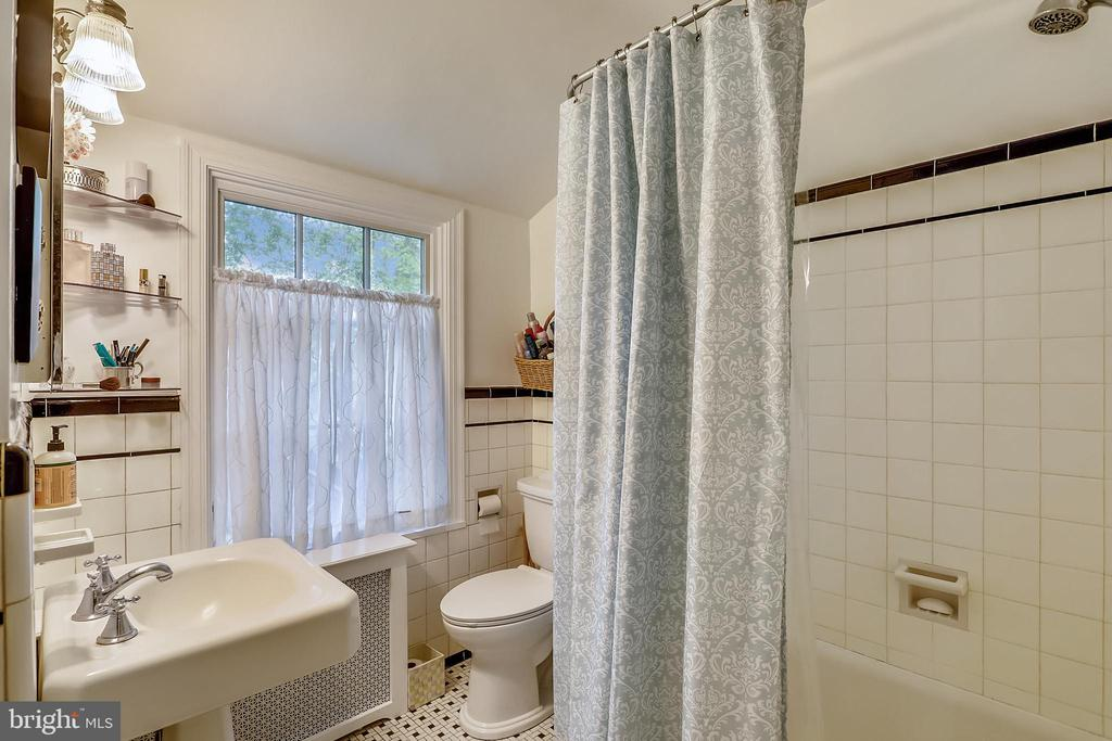 Owner's Bath View 2 - 9510 THORNHILL RD, SILVER SPRING