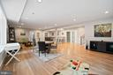 Open Concept Lower Level - 5631 SOUTHAMPTON DR, SPRINGFIELD