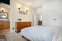 Bedroom off Full Bathroom - 42692 LUCKETTS RD, LEESBURG